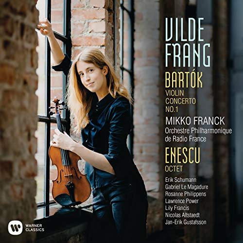 Bartòk: Concerto pour Violon N°1 / Enesco: Octuor
