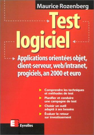 Test logiciel