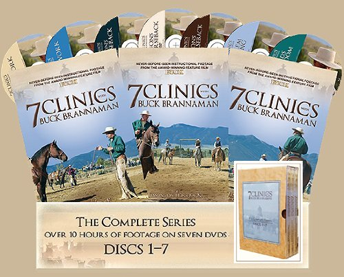 7-clinics-with-buck-brannaman-complete-set-1-7