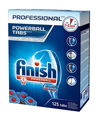 Finish Professional Powerball Spülmaschinentabs 125 Stück (Tabletten Professional)
