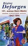La Bicyclette bleue, tome 2 : 101, avenue Henri-Martin par Deforges