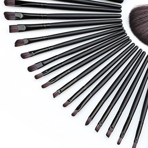 Pinceaux de maquillage,LHWY 2016 Mini 32pcs composent Fondation sourcil Eyeliner fard cosmétiques anti-cernes brosses