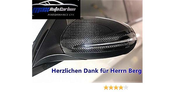 Max Auto Carbon Voll Carbon Spiegelkappen Hülle Cover Passend Für C E S Glc Cls Klasse W205 W213 W222 Auto