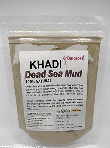 Khadi Omorose Dead Sea Mud (100 grams)