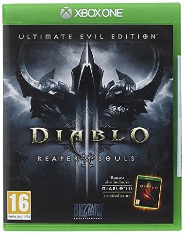 Diablo III: Reaper of Souls–Ultimate Evil [Import Englisch]