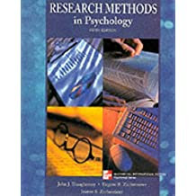 Research Methods in Psychology (McGraw-Hill International Editions: Psychology Series)