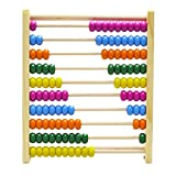 #5: Tickles Wooden Large Abacus Children Learning Mathematical Toy New For Kids
