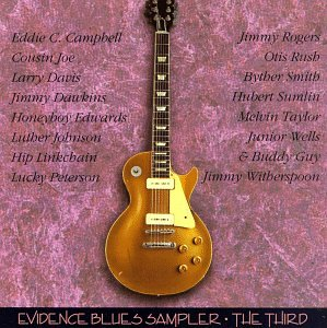 Evidence Blues Sampler Vol.3 [Import USA]