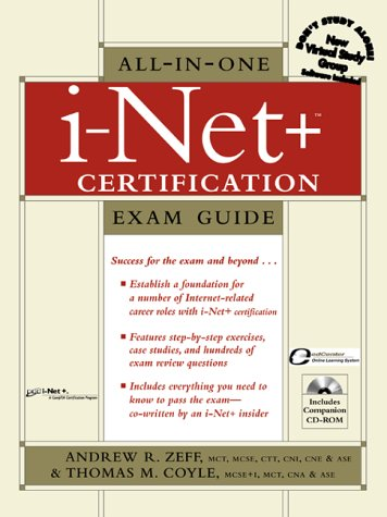 i-Net+ All-in-one Certification Exam Guide por Ben Bergersen