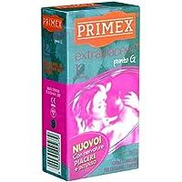 Primex Extrapiacere+ punto G - 12 stimulierende Kondome mit sehr großem Kopfteil und zusätzlich erregenden Rippen preisvergleich bei billige-tabletten.eu