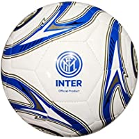Pallone Calcio Inter di Cuoio Misura 5 Prodotto Ufficiale 100%