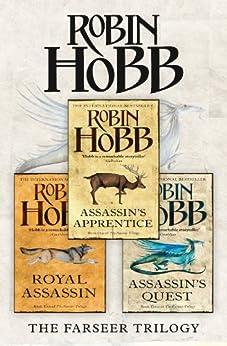 The Complete Farseer Trilogy: Assassin's Apprentice, Royal Assassin, Assassin's Quest