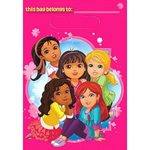Dora & Friends Loot Bag - Kollektion - Partyzubehör