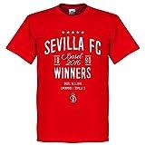 Sevilla 2015 2016 Europa League Meister T-shirt - rot - XXXL