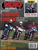 MOTO JOURNAL [No 983] du 28/03/1991 - EXCLUSIF : SUZUKI 500 RGV. SCHWANTZ REPLICA SUR LA ROUTE. COMPARATIF : LES GROS MONOS A DEMARREUR : HONDA 650 DOMINATOR. SUZUKI DR 650 RSE. YAMAHA XTZ TENERE. GRAND PRIX DU JAPON : CA PART FORT !