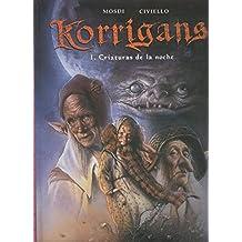 Korrigans volumen 1: Criaturas de la noche