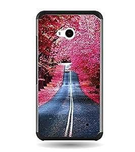 PrintVisa Autumn Season High Gloss Designer Back Case Cover for Microsoft Lumia 640 :: Nokia Lumia 640