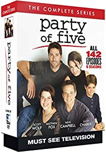 Party of Five: the Complete Series/ [Import USA Zone 1]