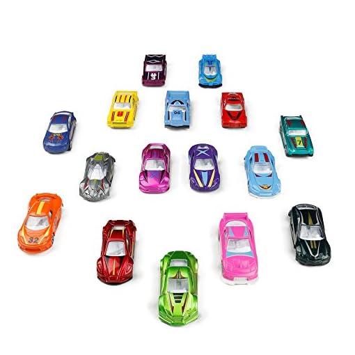 Años Miniaturas 3 Metálico Metalicos Tonze Mini Niños Juguetes Vehiculos 16 Maquetas Coches tdCxhosBQr