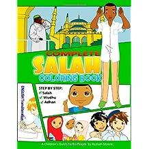 Complete Salah: Coloring Book