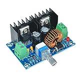 TOOGOO Regulador del regulador de voltaje de CC Modulo de voltaje de alta potencia XH-M401 XL4016E1 DC-DC