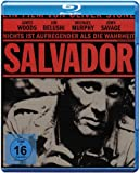 Salvador [Blu-ray] [Import allemand]