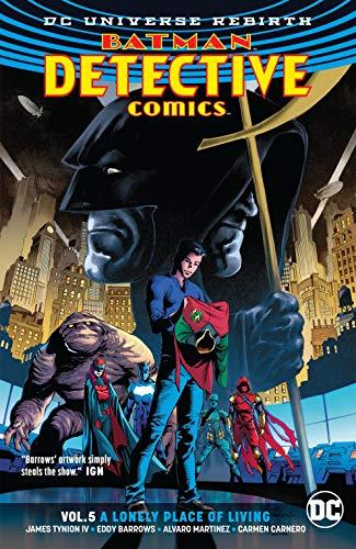 Batman - Detective Comics (2016-) Vol. 5: A Lonely Place of ...