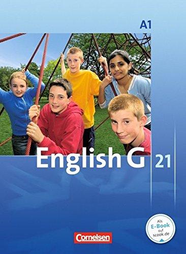 English G 21 - Ausgabe A: English G21, A1