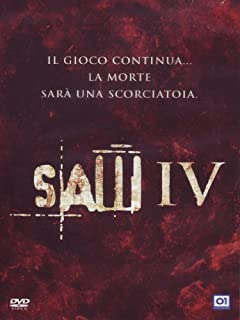 Saw 4 by Betsy Russell