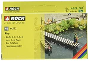 NOCH - Paisaje para modelismo ferroviario (14223)