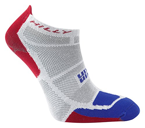 hilly-mens-twin-skin-socklet-running-socks-grey-electric-blue-red-large