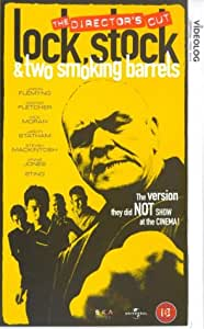 Lock, Stock And Two Smoking Barrels (Director's Cut) [VHS] [1998]