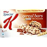 Spécial K de Kellogg Double Chocolate Bar de 5 x 20g