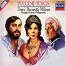 Puccini: Tosca (Gesamtaufnahme(ital.))