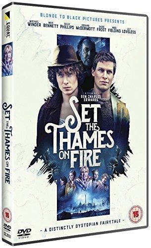 Preisvergleich Produktbild Set The Thames On Fire [DVD] [UK Import]