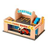 Melissa & Doug 19271 Service Station Parking Garage Toy