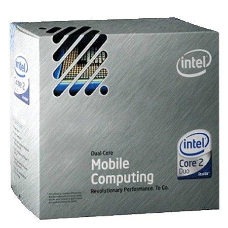Intel Core 2 Duo P8600 Dual-Core Prozessor (2.4GHz, 3 MB Cache, Sockel 478, 1066MHz FSB)
