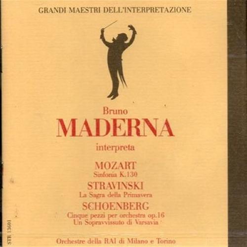 Milano 18 (Le Sacre du Printemps/Sinfonie 18/+)