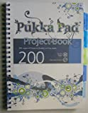 Pukka Pad Project Book 200 pages 80gsm A4 with 5 movable dividers