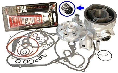Preisvergleich Produktbild Unbranded 70 Racing Zylinder DICHTUNGEN Kopf KIT Set für BETA RR 50 SM ALU AM6 H2O Zylinderkit