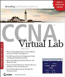 CCNA Virtual Lab, Titanium Edition 2.0: (Exam 640-802) by William Tedder (2009-02-03)