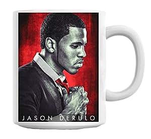 Jason Derulo Portrait Mug Cup
