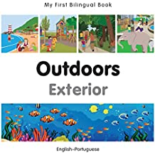 My First Bilingual Book–Outdoors (English–Portuguese)