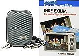 Foto Kamera Tasche Hardbox MAYBOX MEMORY plus Handbuch IHRE EXILIM Casio