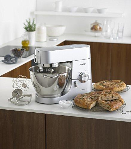 Kenwood Küchenmaschine Major Titanium 2021