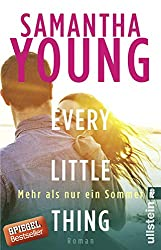 Every Little Thing - Mehr als nur ein Sommer: Roman (Hartwell-Love-Stories 2)