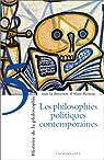 Histoire de la philosophie politique, tome 5 : Les Philosophies politiques contemporaines par Renaut