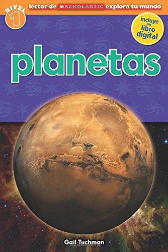 lector-de-scholastic-explora-tu-mundo-nivel-1-planetas-spanish-language-edition-of-scholastic-discov