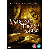 Wrong Turn 2: Dead End - Extreme Edition (Uncut) [2007] [DVD] by Erica Leerhsen