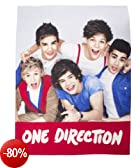 Character World - Coperta 100% poliestere Craze con i One Direction